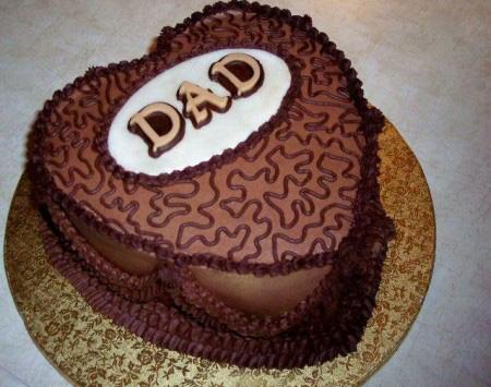 مدلهای دیدنی از تزیین کیک برای روز پدر