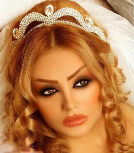 زیباترین مدلهای آرایش و گریم عروس