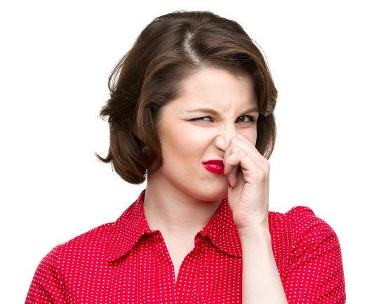 از بین بردن بوی سرخ کردنی ها در خانه