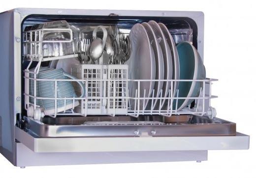 روش هایی برای تمیز کردن ماشین ظرفشویی