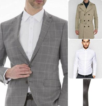 سه سبک پوشش اداری برای آقایان