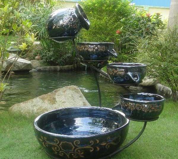 چند نمونه آب نما / زیبا و ساده