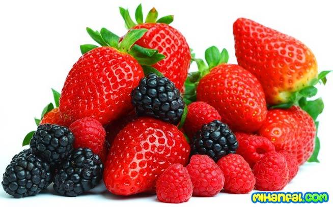 با این میوه ها و سبزی های بهاری بدنتان را خانه تکانی کنید