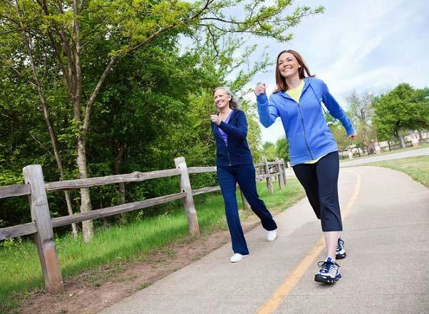 ورزش های زنانه برای کاهش مشکلات عادت ماهانه