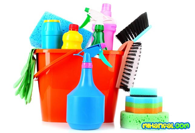 مکان های پنهان در خانه که حتما باید تمیز کنیم