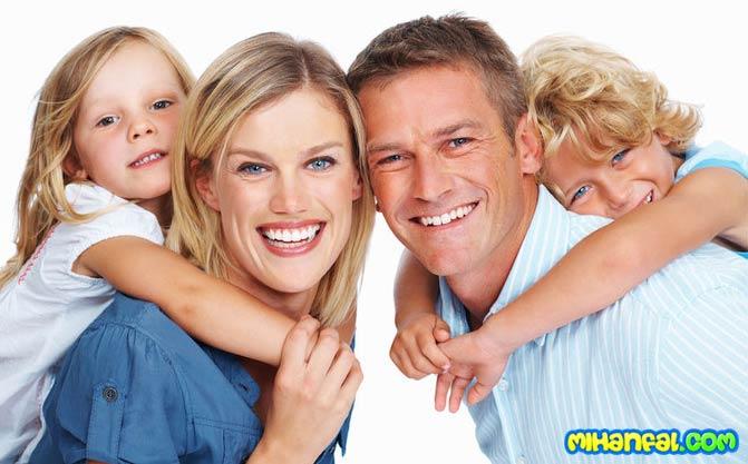چهار مرحله مهم در تربیت فرزندان