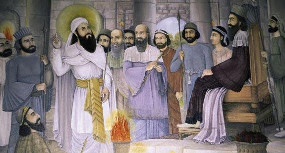 شاهنامه خوانی: داستان بیست و هفتم، پادشاهی گشتاسپ (قسمت اول)