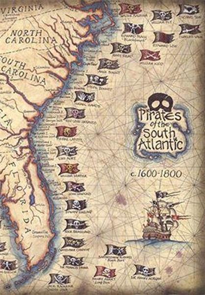 دوران طلایی دزدان دریایی و اسیر معروف آنها