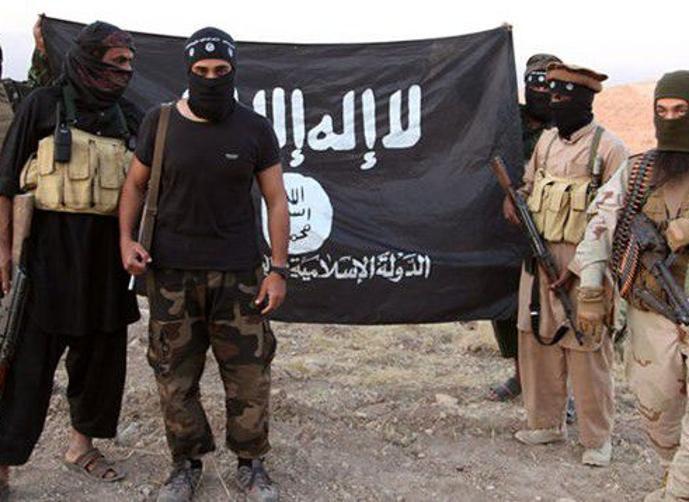 اسیر داعشی:مرا بکشید ساعت ۴ در بهشت قرار دارم
