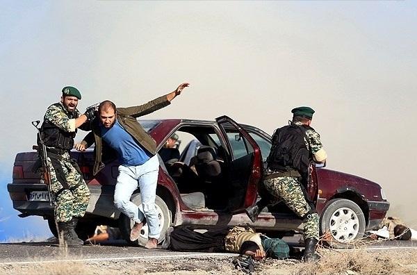 دو تروریست داعشی ایرانی در همدان دستگیر شدن