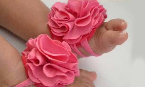مدل پابندهای نوزادی / شیک و جالب