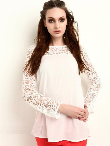 مدل لباس تابستانی دخترانه ۹۵