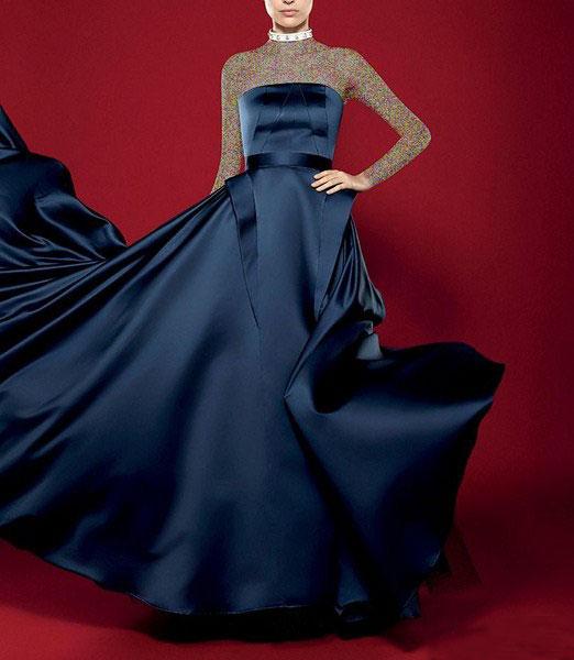 مدل لباس مجلسی زنانه / زیبا و منحصر به فرد