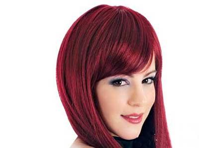 آموزش روش ماندگار کردن تون قرمزی موها