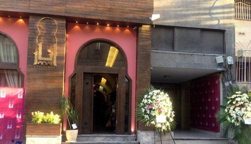 مراسم افتتاح رستوران محمدرضا گلزار + عکس