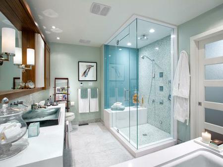 مدل جدید دکوراسیون حمام