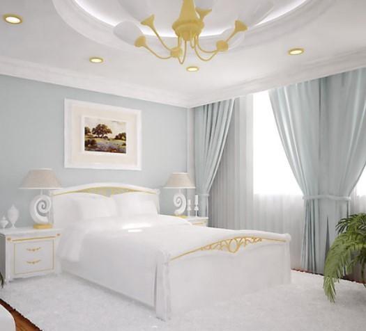شیک ترین مدل دکوراسیون اتاق خواب