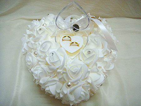 مدلهای تزیین حلقه ازدواج با استفاده از کوسن