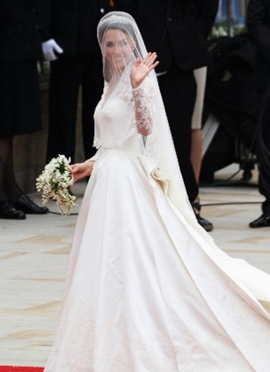 جزییات دزدیده شدن لباس عروسی کیت میدلتون