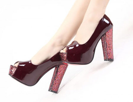 شیک ترین مدل کفش مجلسی دخترانه