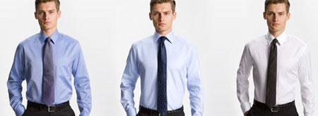 روش انتخاب سایز مناسب پیراهن مردانه