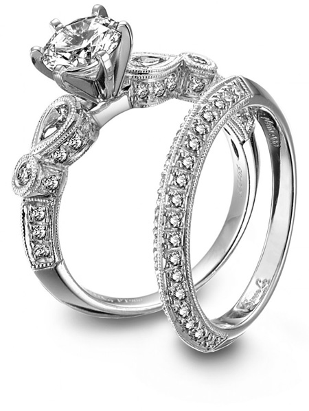 شیک ترین مدل حلقه نامزدی برای عروس و داماد