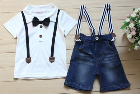 مدل لباس پسرانه مخصوص بهار و تابستان