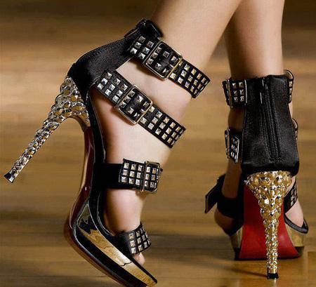 مدلهای شیک کفش زنانه مجلسی ۲۰۱۶