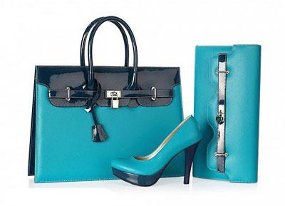 انواع مدلهای ست کیف و کفش زنانه و دخترانه