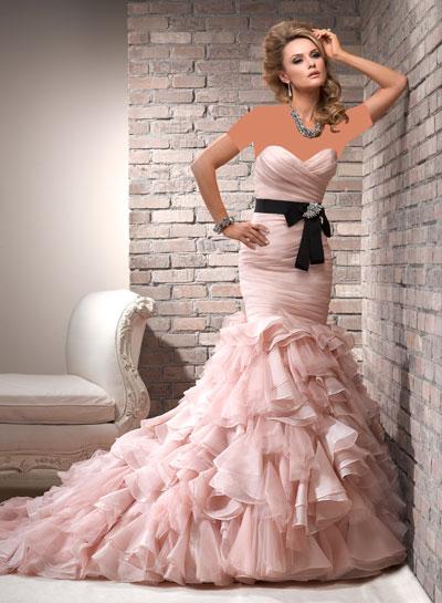 سری جدید از مدل لباس عروس ۲۰۱۶