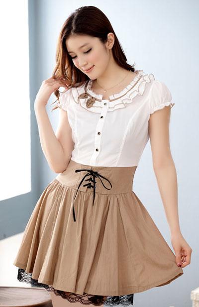 مدلهای شیک پیراهن دخترانه بهاره و تابستانه