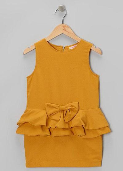 مدل جدید لباس بهاره دخترانه