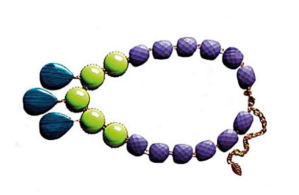 انتخاب جواهرات با توجه به فرم صورت