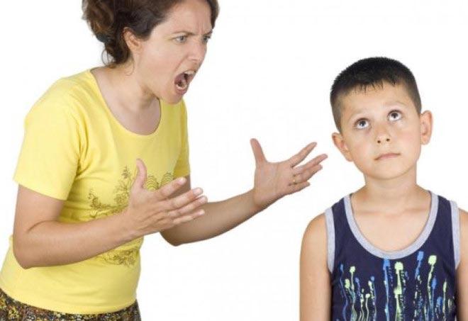 کلمات ممنوعه در تربیت کودکان