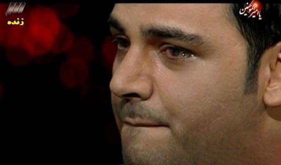 احسان علیخانی کجای برنامه ماه عسل اشکش درآمد؟ + عکس