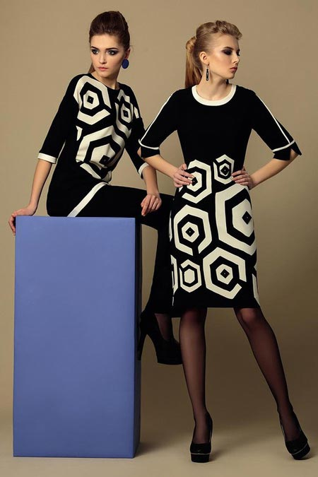 مدل های جدید لباس زنانه برند دی اند جی D&G