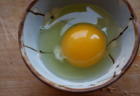 آیا می دانید رشته سفید رنگ کنار زرده تخم مرغ چیست؟
