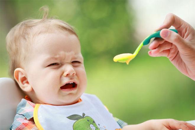 علت بد غذا شدن کودک