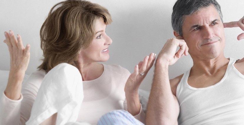 این ۴ حرف را هرگز به شوهرتان نگویید!