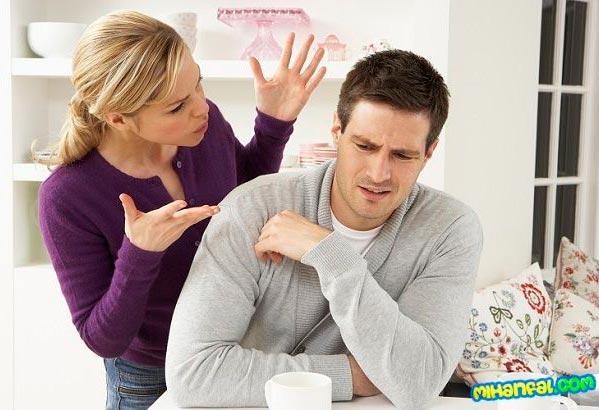 برخورد مناسب با همسر بداخلاق