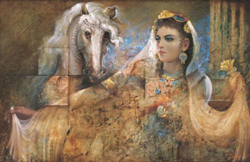 شاهنامه خوانی: داستان سی و دوم، پادشاهی همای
