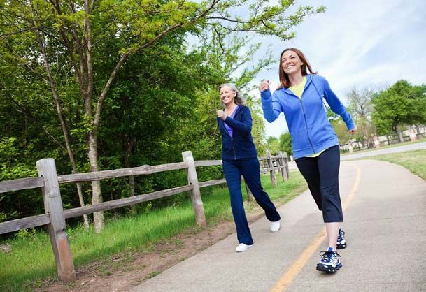 چرا با پیاده روی وزنم کم نمی شود؟