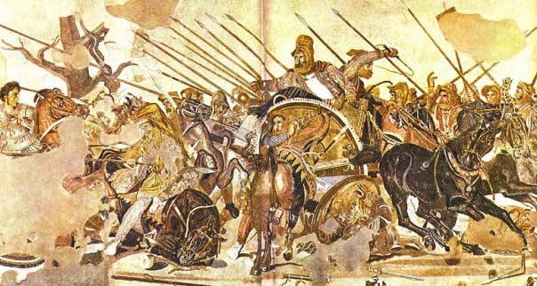 شاهنامه خوانی: داستان سی و پنجم، پادشاهی اسکندر (قسمت دوم)