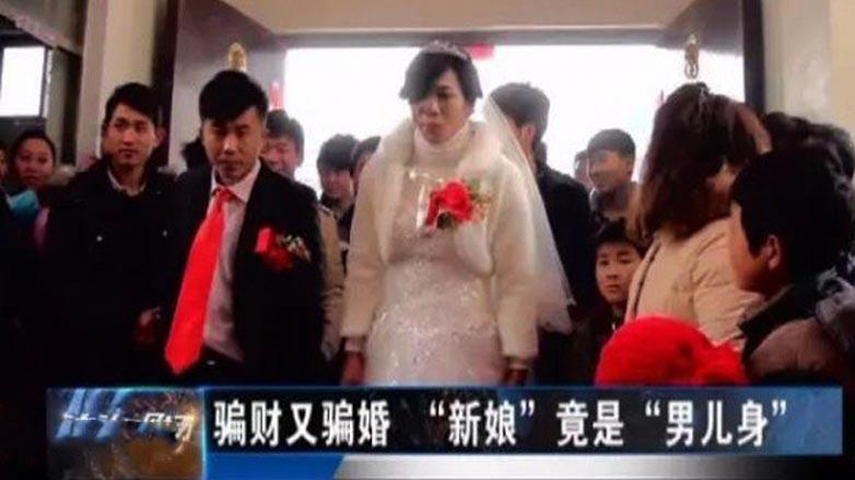 دامادی که پس از ازدواج فهمید عروس یک مرد است! + عکس