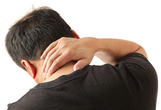 راه حل ۱ دقیقه ای برای درمان گردن درد