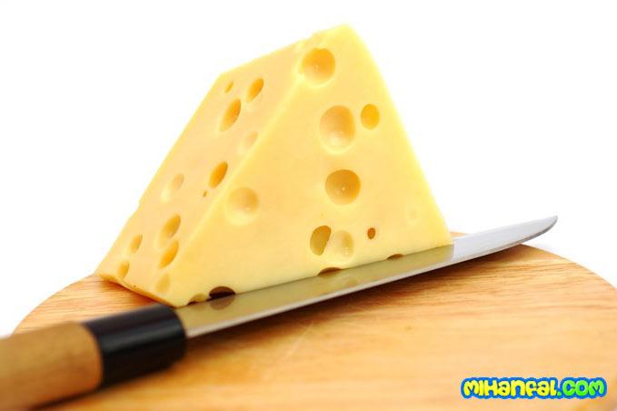 چرا پنیرهای امروزی سوراخ ندارند؟