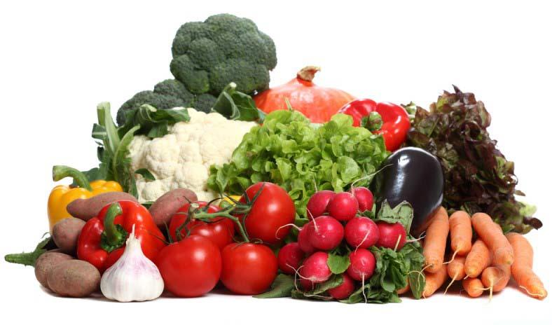 از این 10 سبزی در تابستان غافل نشوید