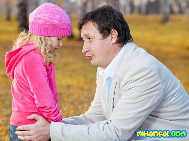 کودک خود را وادار به عذرخواهی نکنید
