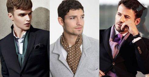 مدل اکسسوارهای گردن مخصوص آقایان