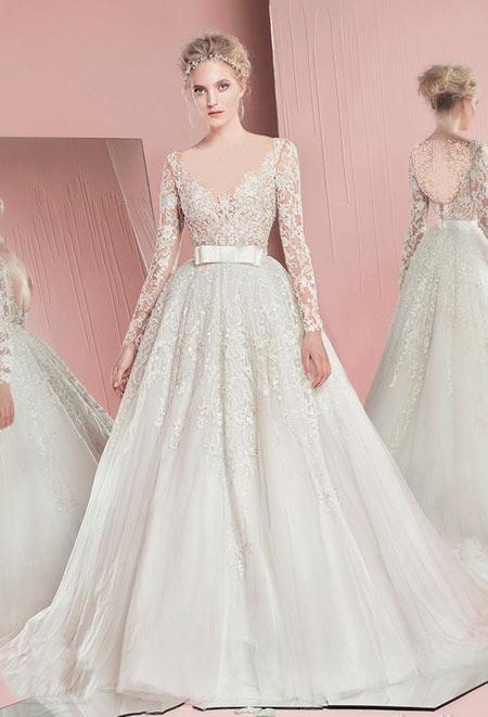 شیک ترین مدل لباس عروس ۲۰۱۶